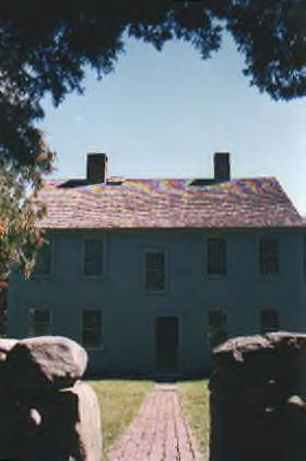Homestead Rear